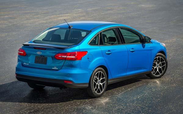 Ford Focus Sedan 2014-2019