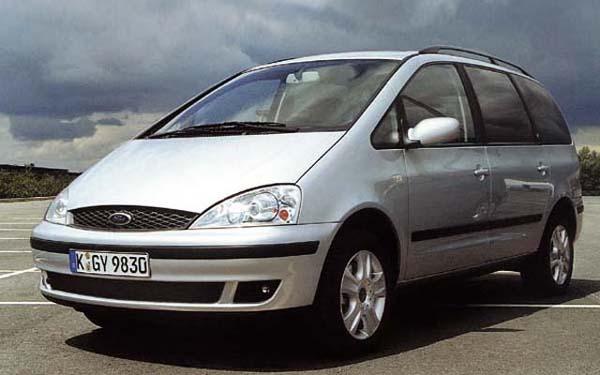 Ford Galaxy 1999-2006