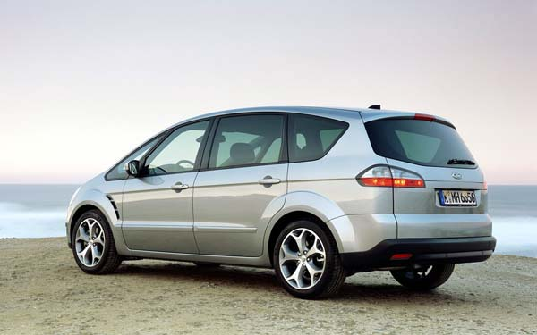 Ford S-Max 2006-2009