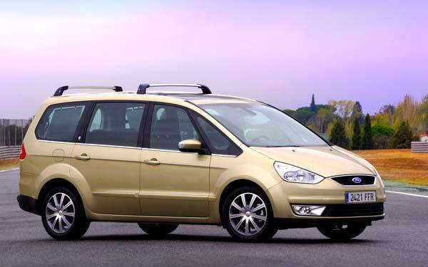 Ford Galaxy 2006-2009