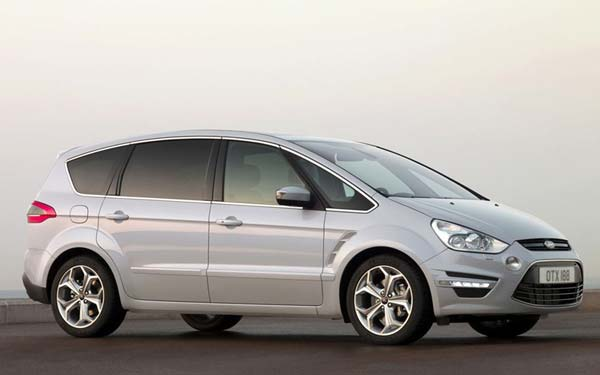 Ford S-Max 2010-2014