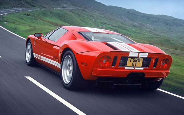 Ford GT 2003-2007