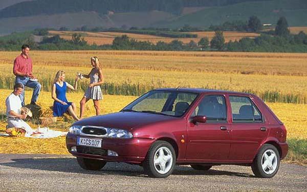 Ford Fiesta 1995-1999