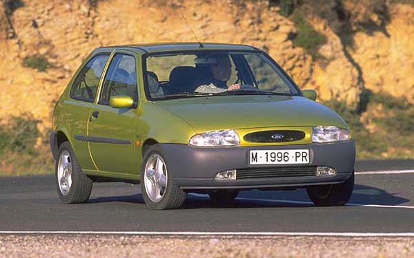 Ford Fiesta 3-Door 1995-1999