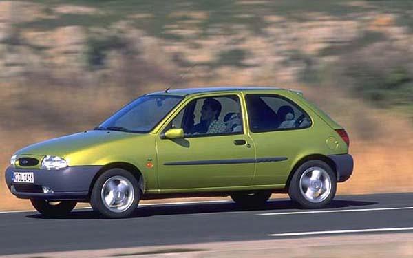 Ford Fiesta 3-Door 1995-1999