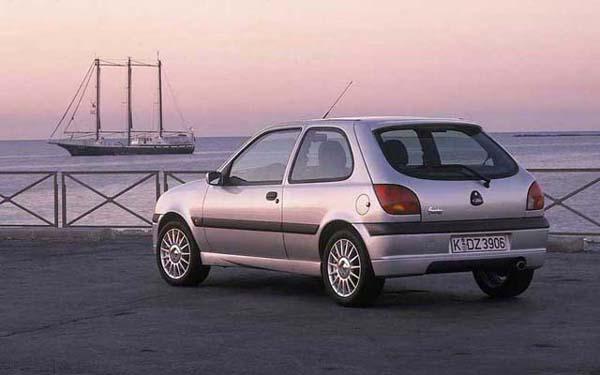 Ford Fiesta 3-Door 1999-2001