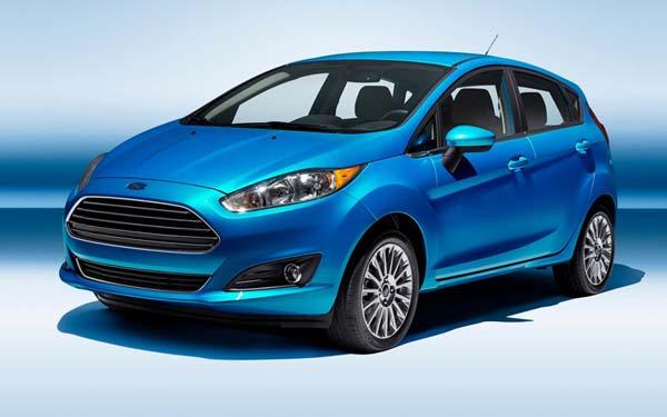 Ford Fiesta 2012-2019