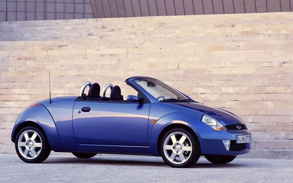 Ford StreetKa 2002-2008