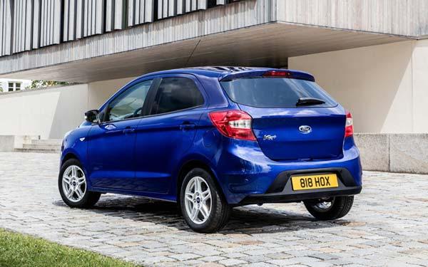 Ford Ka Plus 2016-2018