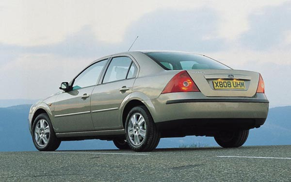 Ford Mondeo 2000-2005
