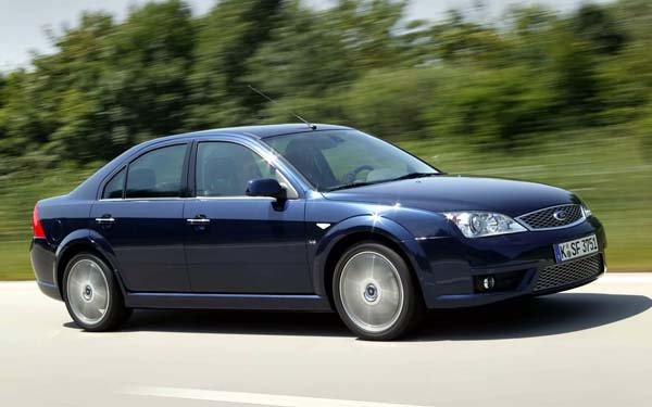 Фото Ford Mondeo  (2005-2007)