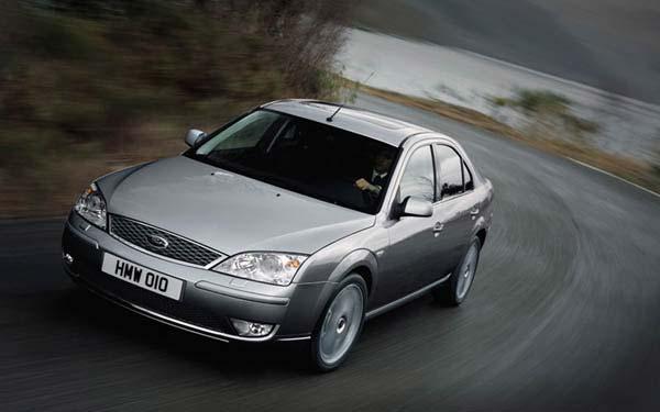 Ford Mondeo Hatchback 2005-2007