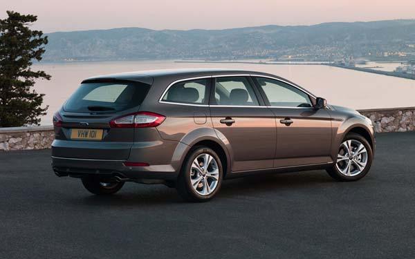 Ford Mondeo Sportbreak 2010-2014