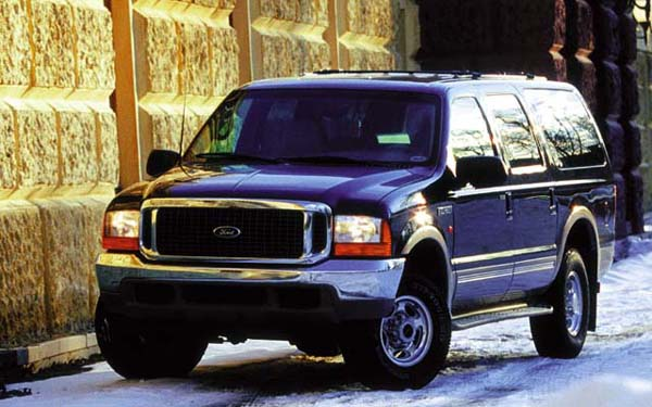 Ford Excursion 2000-2005