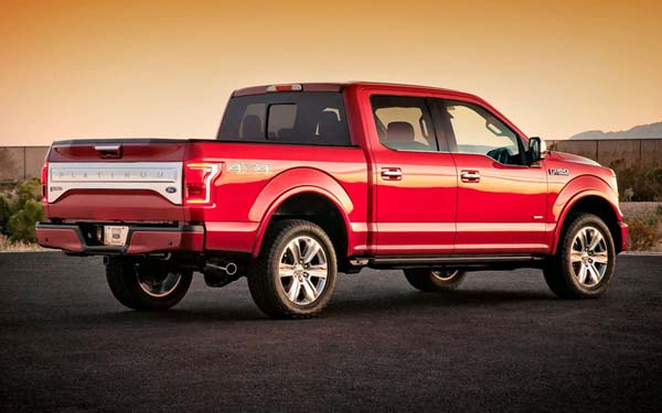 Ford F-150 2015-2017