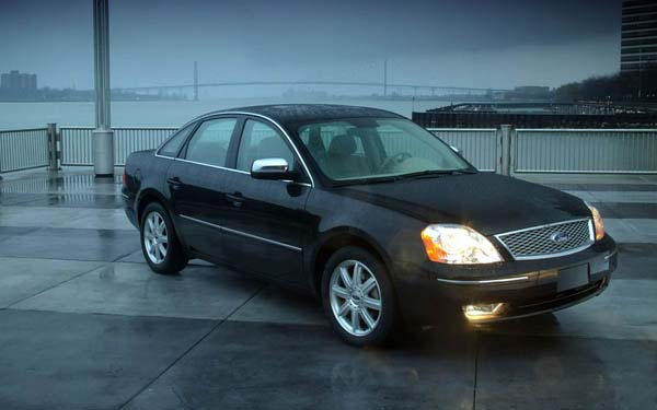 Ford five hundred запчасти