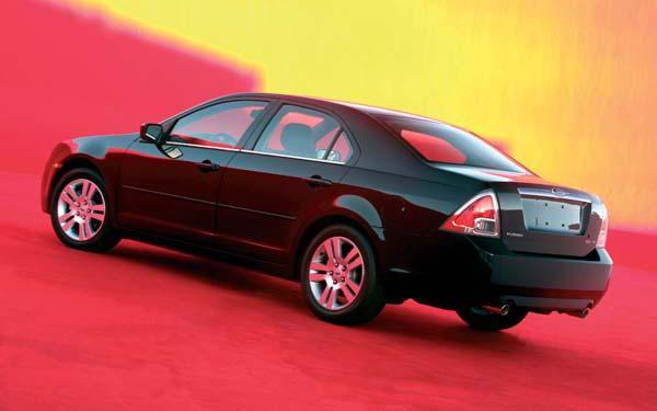 Ford Fusion USA 2005-2009
