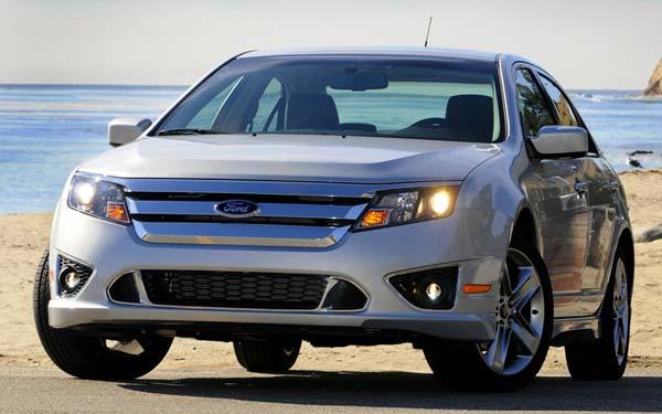 Ford Fusion USA 2009-2012