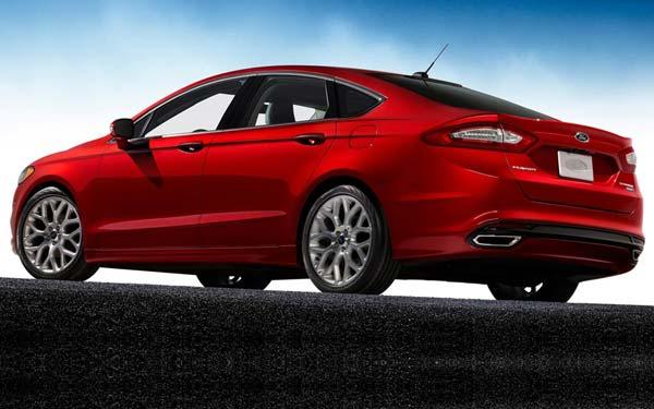 Ford Fusion USA