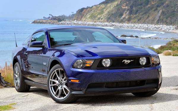 Ford Mustang 2011-2013