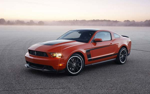 Ford Mustang Boss 5.0 2011-2013