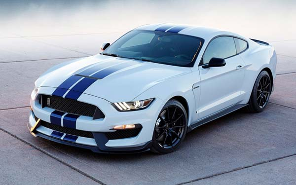 Ford Mustang Shelby GT350 2015-2017