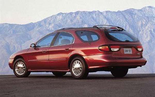 Ford Taurus Wagon 1996-1998