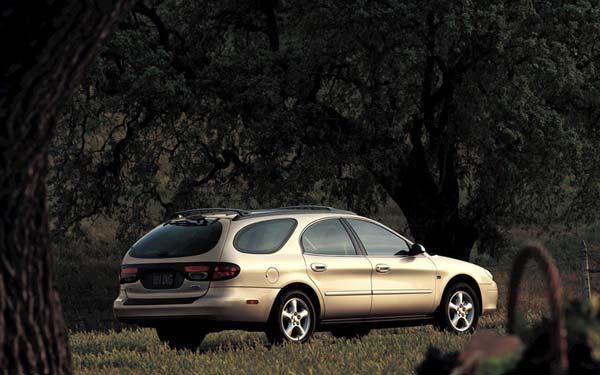 Ford Taurus Wagon 2004-2006