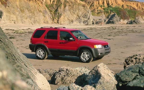 Ford Maverick 2000-2004