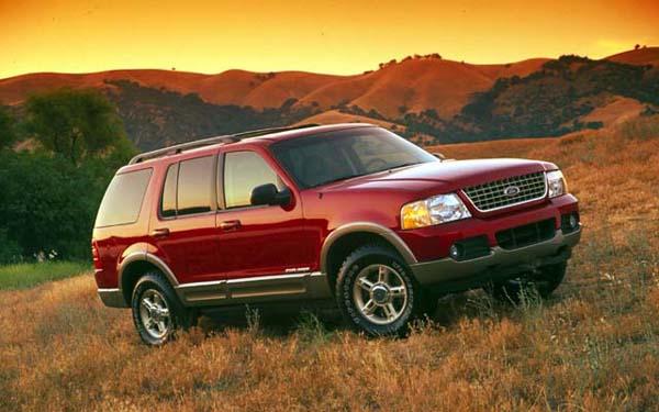 Ford Explorer 1998-2002