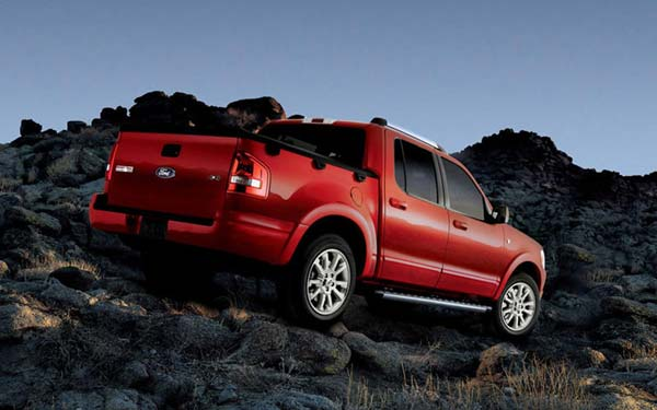 Ford Explorer SportTrac 2006-2010