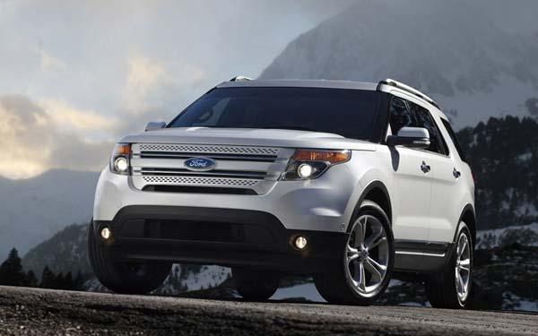 Ford Explorer 2011-2015