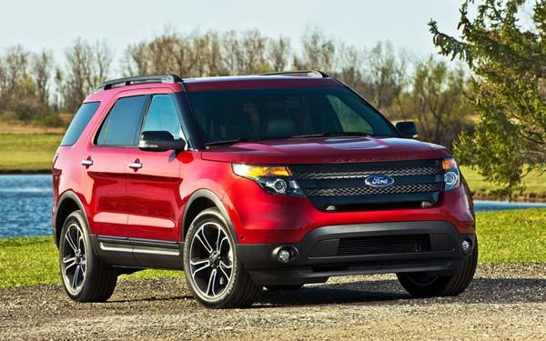 Ford Explorer Sport 2012-2015
