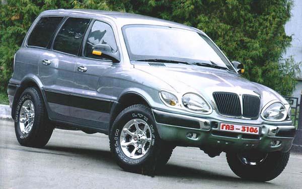 ГАЗ 3106