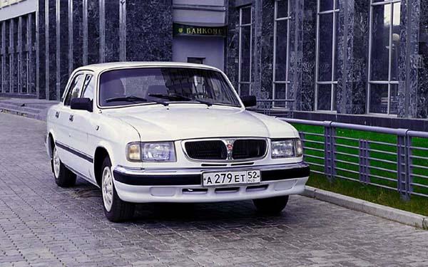 ГАЗ 3110 Волга 1997-2003