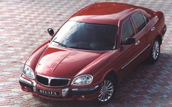 ГАЗ 3111 Волга 2000-2002