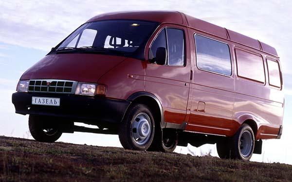 ГАЗ 2705 Комби 0-2003