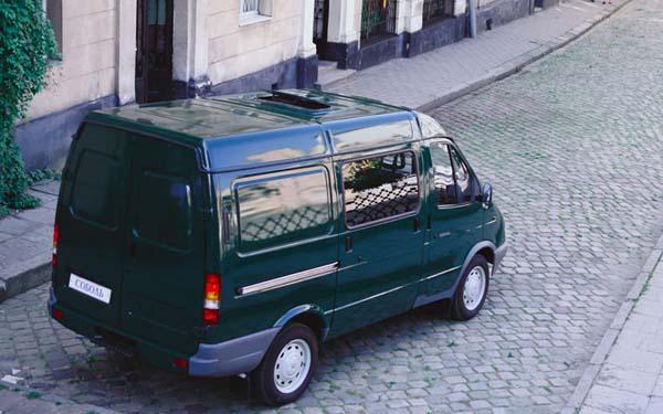 ГАЗ 2752 Комби 0-2003