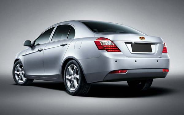 Geely Emgrand 2009-2016