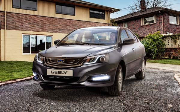 Geely Emgrand 7 (2018...) Фото #67