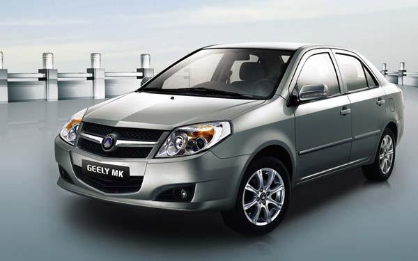 Geely MK 2008-2015