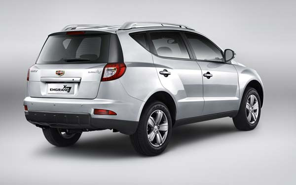 Geely Emgrand X7 2013-2017