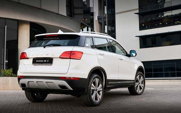Haval H6 Coupe (2015...) Фото #12