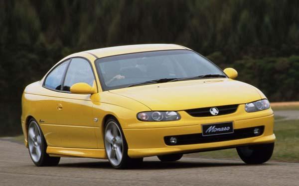 Holden Monaro 2001-2007