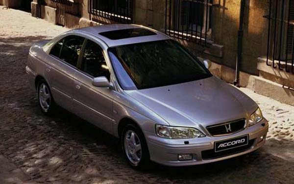Honda Accord 1998-2001
