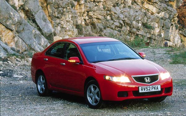 Honda Accord 2002-2005