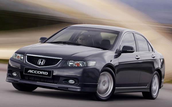 Honda Accord Type S 2003-2006