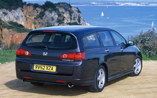 Honda Accord Tourer 2003-2005