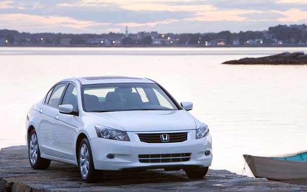 Honda Accord USA (2008-2012) Фото #62