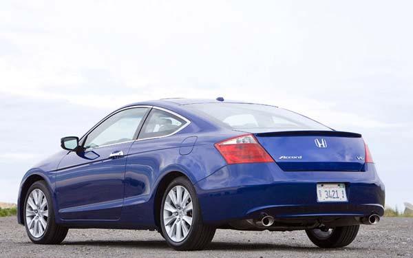 Фото Honda Accord Coupe  (2008-2012)